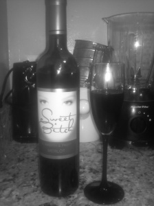 Sweet Bitch Red Wine Image